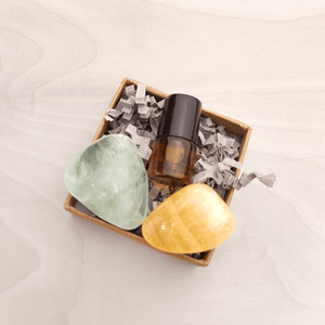 Mini Focus Crystal & Aromatherapy Kit