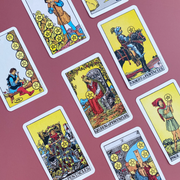 Miniature Rider-Waite® Tarot Deck