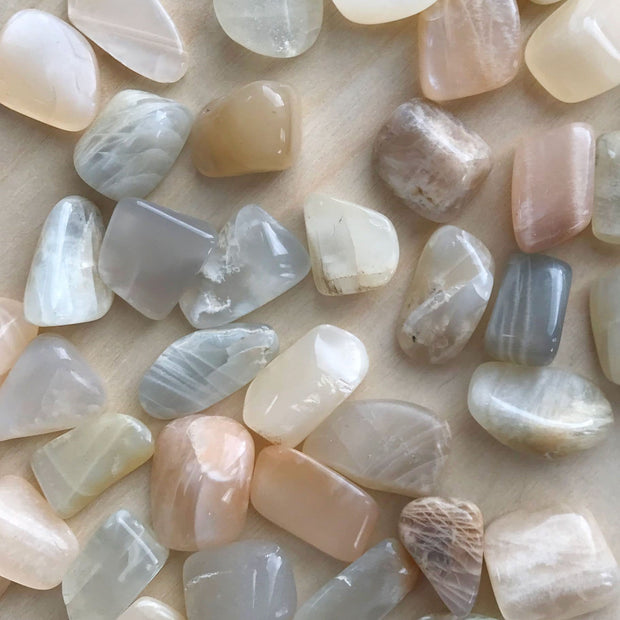 Moonstone ~ The Spiritual Insight Stone