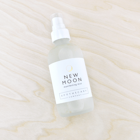 New Moon Manifesting Spray