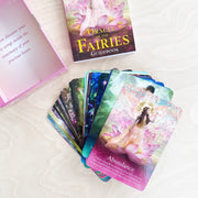 Oracle of the Fairies Uplifting by Karen Kay and Ginger Kelly Shop Jupiter Goods