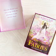 Oracle of the Fairies and Guidebook by Karen Kay and Ginger Kelly Shop Jupiter Goods