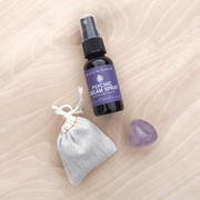 Psychic Dreams Kit Amethyst Dream Herbs Psychic Dream Spray Species by the Thousands Shop Jupiter Goods