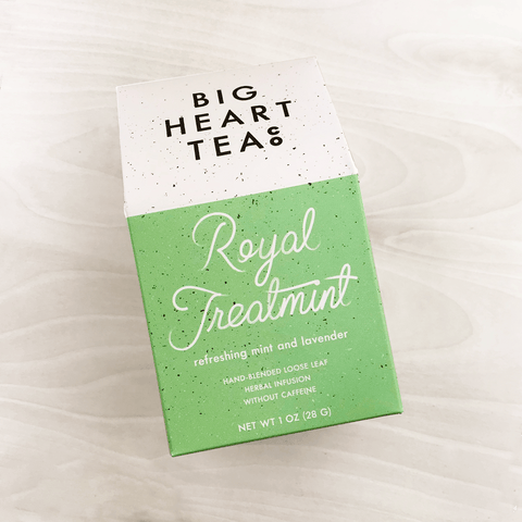 Royal Treatmint Tea
