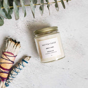 Healer ~ 6oz Soy + Coconut Candle