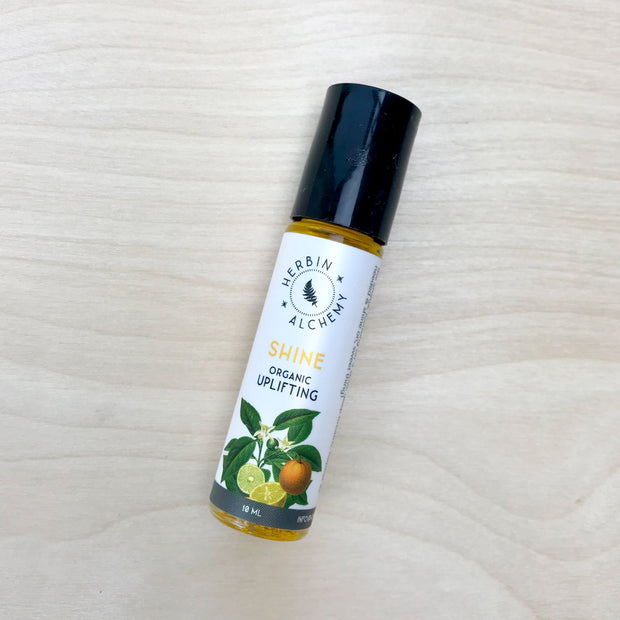 Shine ~ Aromatherapy Roll On