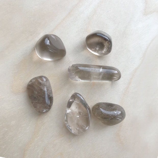 Smoky Quartz ~ The Clearing + Renewing Stone