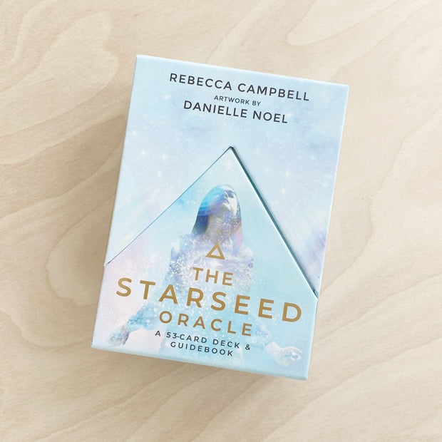 Starseed Oracle Deck by Rebecca Campbell Shop Jupiter Goods