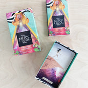 The Muse Tarot 78 Card Deck and Guidebook Magic Exporation by Chris Anne Shop Jupiter Goods