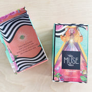 The Muse Tarot 78 Card Deck and Guidebook Inspiration Truth Intuition by Chris Anne Shop Jupiter Goods