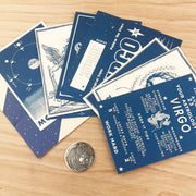 Astrology Vintage Card Collector Packs