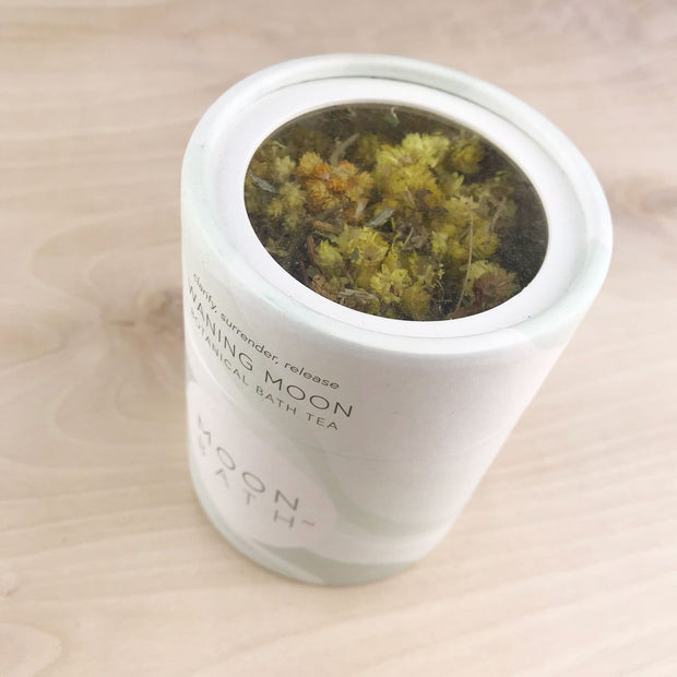 Waning Moon Bath Tea