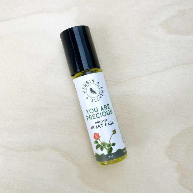 You Are Precious Aromatherapy Roll On Jojoba Oil Organic Heart Ease Herbin Alchemy Shop Jupiter Goods