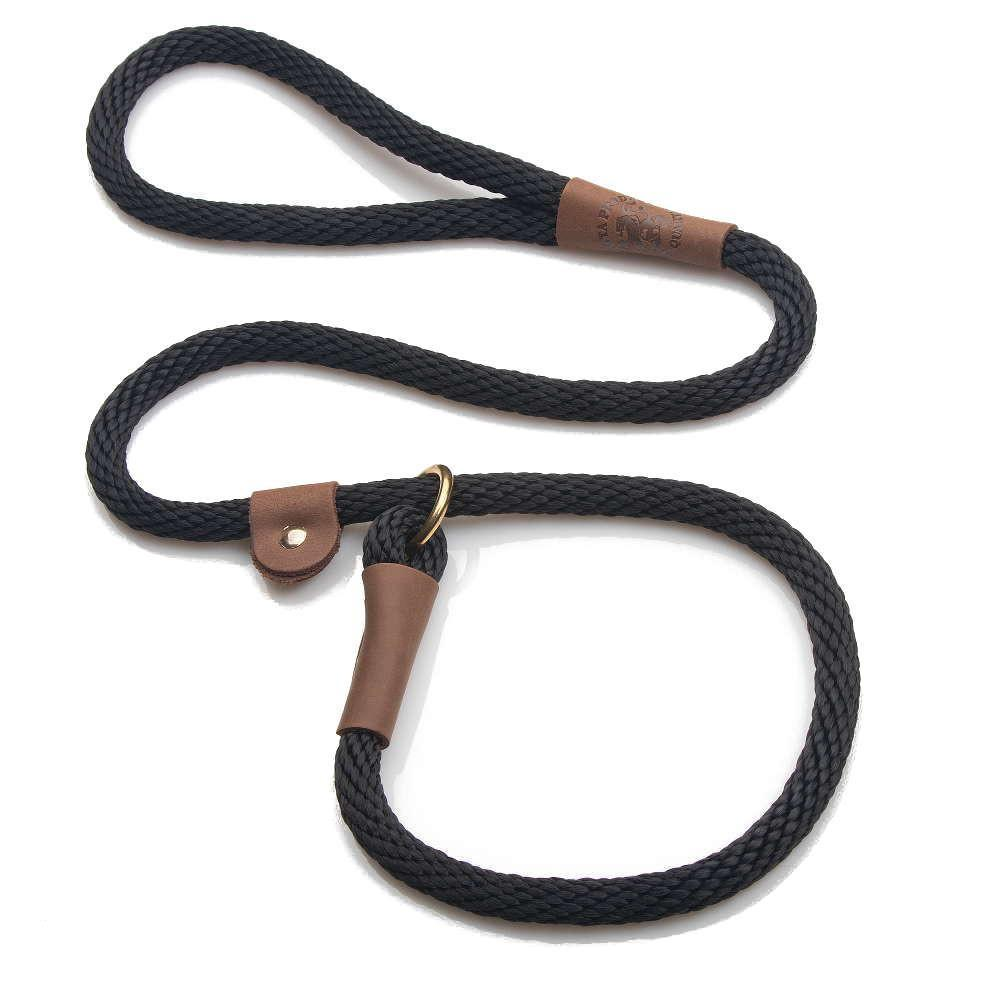 "THK-9 Slip Leash 1/2""x 4'"