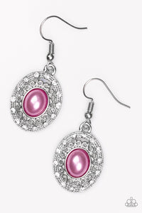 Paparazzi Good LUXE To You! - Purple Earrings