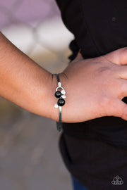 Paparazzi Money Mindset Black Bracelet - Glitzygals5dollarbling Paparazzi Boutique