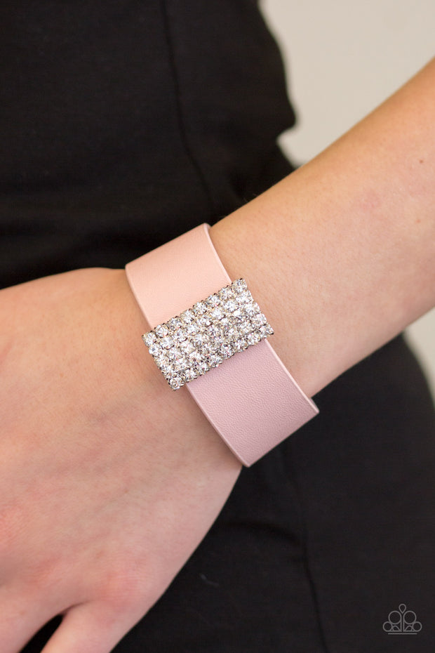Walk The CATWALK Pink Urban Bracelet
