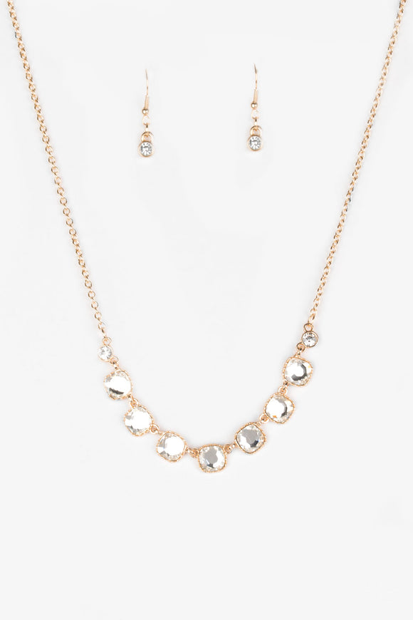 Deluxe Luxe Gold Necklace