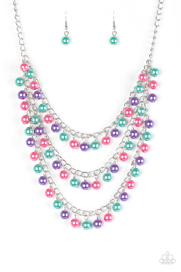 Chicly Classic Multi Necklace