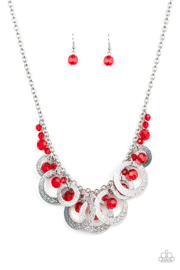 Turn It Up - Red - Glitzygals5dollarbling Paparazzi Boutique