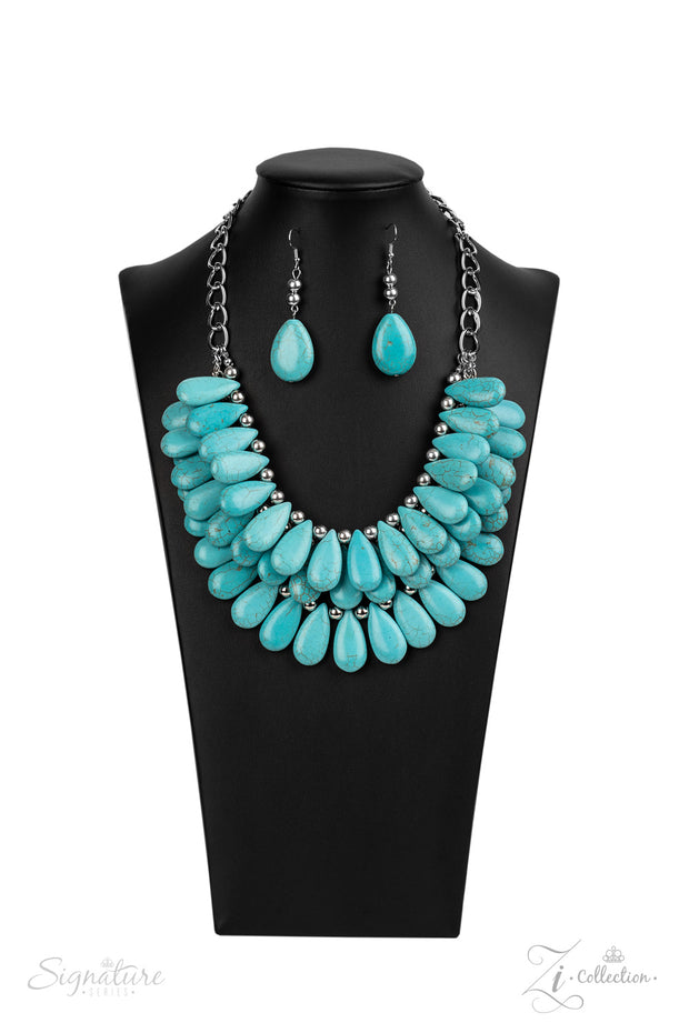 The Amy Zi Collection Necklace 2020 - Glitzygals5dollarbling Paparazzi Boutique