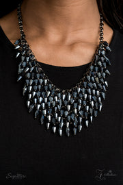 The Heather Zi Collection Necklace 2020 - Glitzygals5dollarbling Paparazzi Boutique