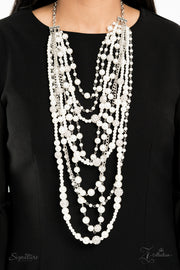 The LeCricia Zi Collection Necklace - Glitzygals5dollarbling Paparazzi Boutique