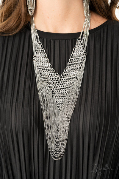 Defiant Paparazzi Zi Collection Necklace - Glitzygals5dollarbling Paparazzi Boutique