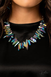 Charismatic Zi Collection Necklace - Glitzygals5dollarbling Paparazzi Boutique