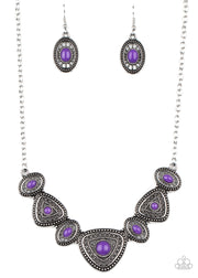 Totally TERRA-torial - Purple - Glitzygals5dollarbling Paparazzi Boutique
