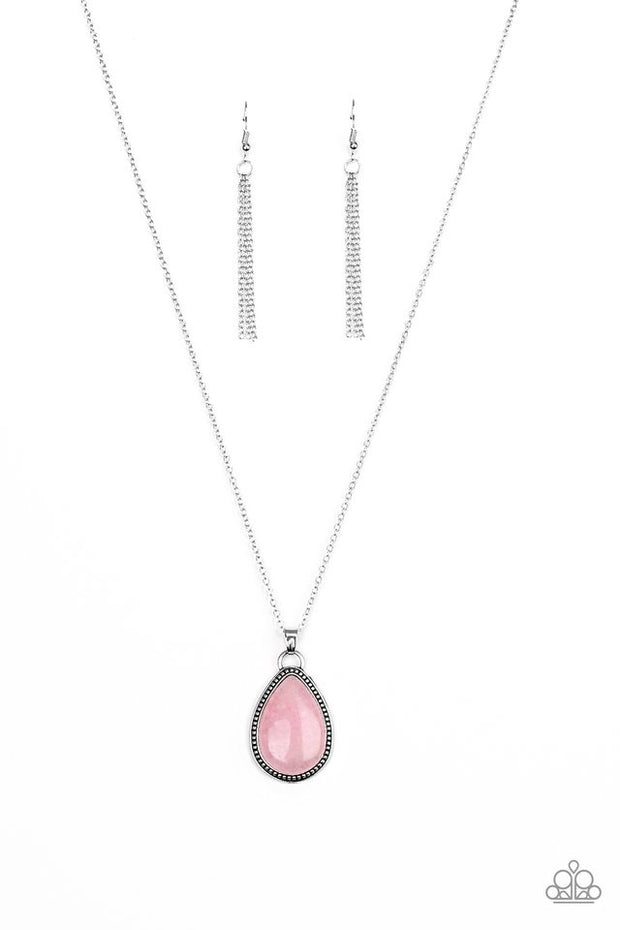 "Paparazzi ""On The Home FRONTIER"" Pink Necklace - Glitzygals5dollarbling Paparazzi Boutique"