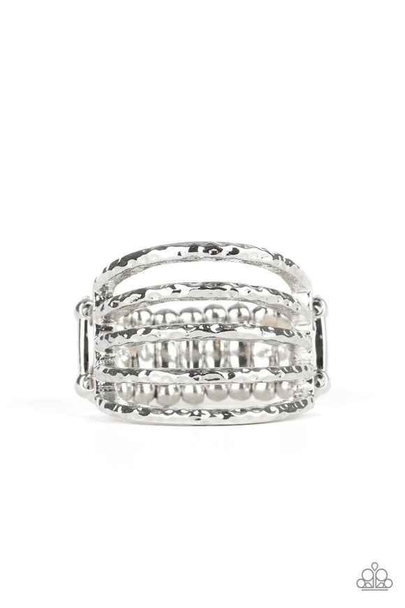 Paparazzi Classic Sheen - Silver Ring