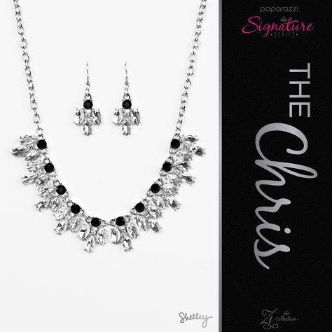The Chris - Zi Collection Signature Series Paparazzi necklace
