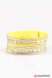 Name Your Price Yellow Bracelet