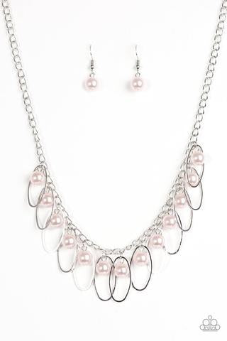 Party Princess Pink Necklace