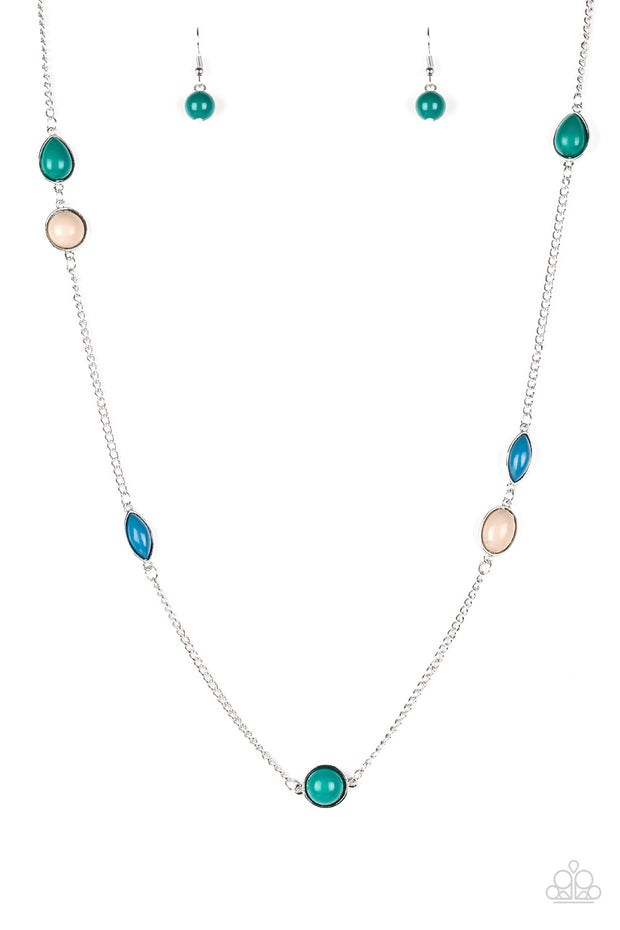 Paparazzi Pacific Piers Multi Necklace - Glitzygals5dollarbling Paparazzi Boutique
