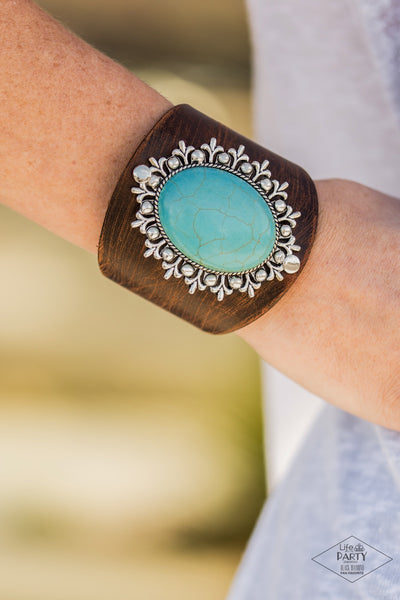 Paparazzi Born Out West Bracelet Exclusive - Glitzygals5dollarbling Paparazzi Boutique