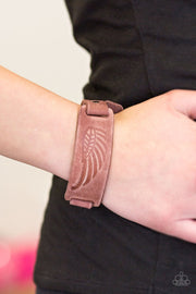 Paparazzi Backwoods Roamer Brown Urban Bracelet - Glitzygals5dollarbling Paparazzi Boutique