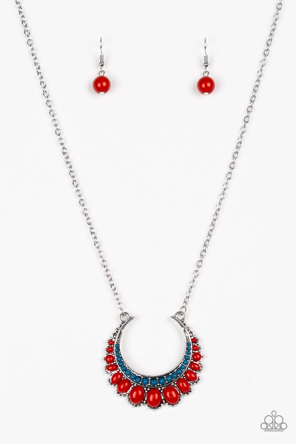 Paparazzi Count to Zen Multi Necklace
