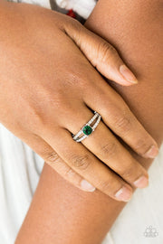 Paparazzi Dream Sparkle Green Ring - Glitzygals5dollarbling Paparazzi Boutique