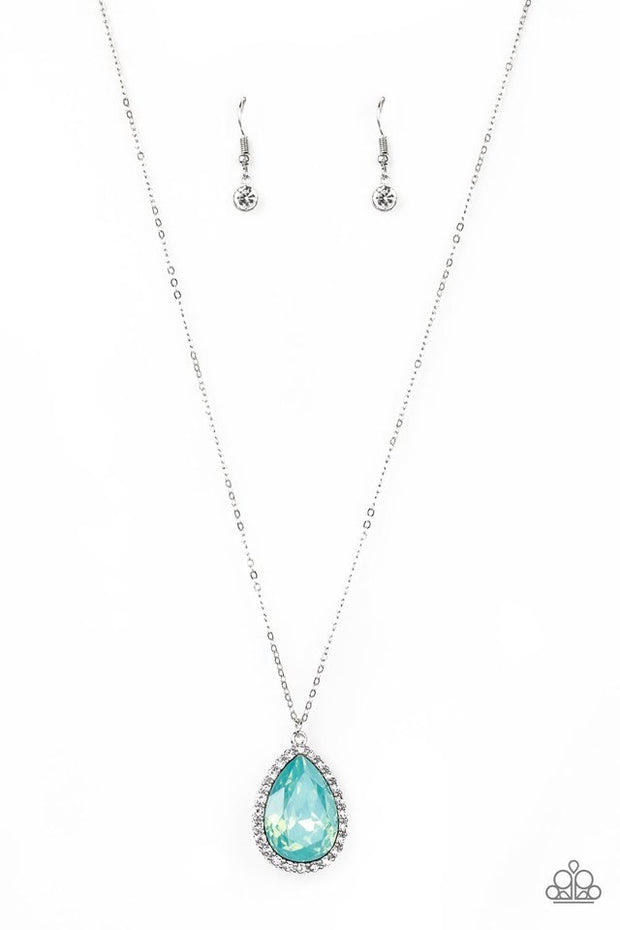 Paparazzi Come Of AGELESS Green Necklace - Glitzygals5dollarbling Paparazzi Boutique