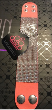 Roll with the Punches Exclusive Fashion Fix Wrap Urban Bracelet Paparazzi - Glitzygals5dollarbling Paparazzi Boutique