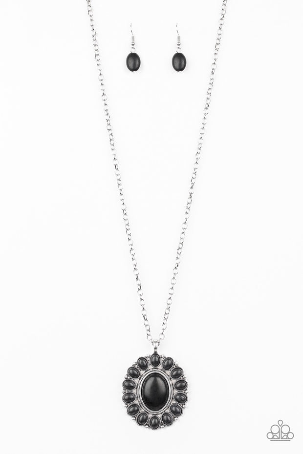 Paparazzi Rancho Roamer Black Necklace - Glitzygals5dollarbling Paparazzi Boutique