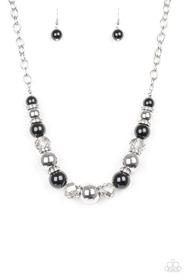 Paparazzi The Camera Never Lies Black Necklace - Glitzygals5dollarbling Paparazzi Boutique