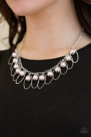 Party Princess Pink Necklace - Glitzygals5dollarbling Paparazzi Boutique