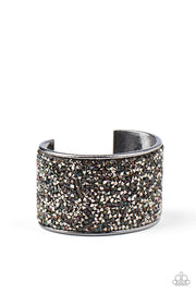 Paparazzi Stellar Radiance - Multi Life of the Party Cuff Bracelet - Glitzygals5dollarbling Paparazzi Boutique