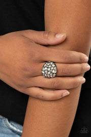 Paparazzi Ring ~ Here Comes the Boom! - Black