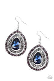 Paparazzi Royal Squad Multi Earrings - Glitzygals5dollarbling Paparazzi Boutique