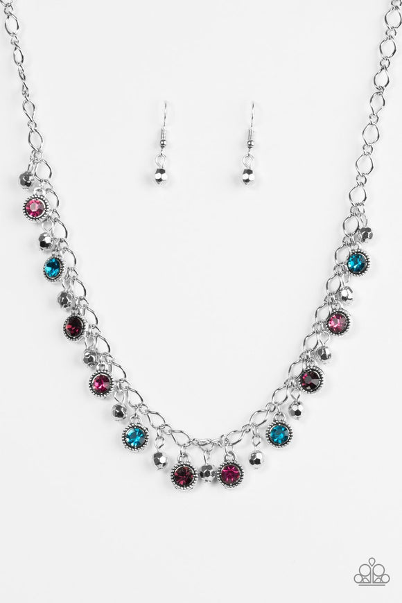 Paparazzi City Couture Multi Necklace