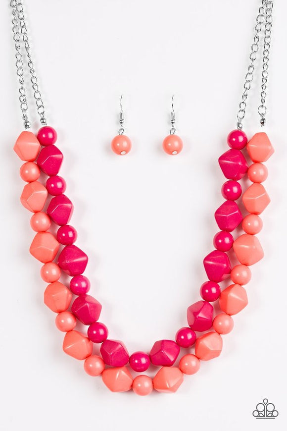 "Paparazzi ""Rio Rhythm"" Multi Necklace"